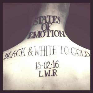 STATES OF EMOTION