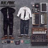 AK/DK - Synths + Drums + Noise + Space