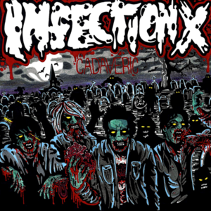 Infection X - Going Crazy