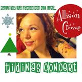 Tidings Concert (Allison Crowe)