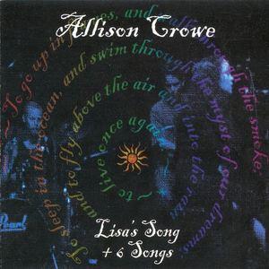 Allison Crowe and Band - Crayon and Ink