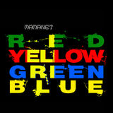 Mamanet - Red, Yellow, Green, Blue
