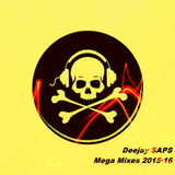 Deejay SAPS - Mega Mixes 2015-16