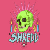 Shredd - Every Time We Meet I Want To Die