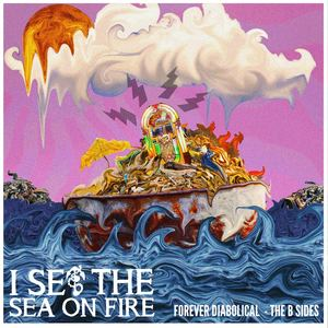 I Set The Sea On Fire - Animals Don't Go To Heaven