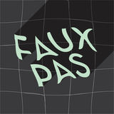 Faux Pas - You Can Own Me