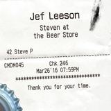 Jef Leeson - Steven at the Beer Store