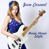 June Caravel - Boogie-Woogie Style