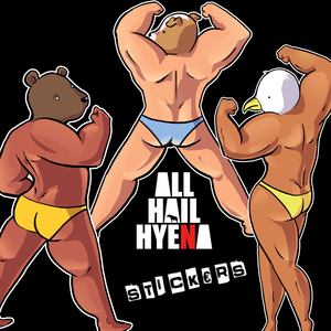 ALL HAIL HYENA! - Complicate Tu