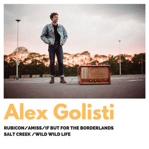 Alex Golisti - If but for the Borderlands
