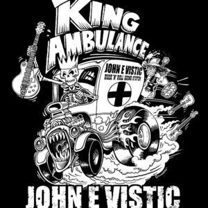 JOHN E VISTIC ROCK N ROLL - Revelator 2018