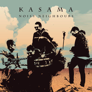 Kasama - Holding Up The Sun