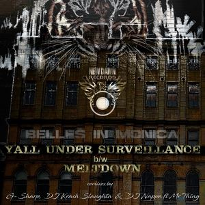 Belles in Monica - Y'All Under Surveillance (G-Sharp Remix Radio Edit)
