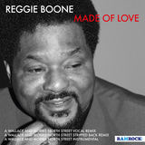 Reggie Boone - Made of Love 'North Street Remixes' EP