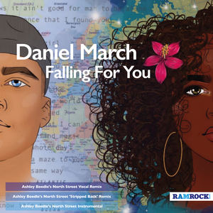 Daniel March - Falling For You - Ashley Beedle's 'North Street' Instrumental