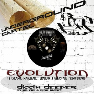 Underground Cartel - Diggin Deeper ft Mr CRF & Dumi Right (Radio Edit)