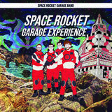 Space Rocket Garage Band - Russell