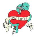 Fabyl - Terry Datsun - Love & Hate