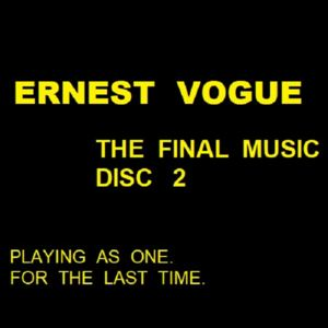 Ernest Vogue - love will never break your heart