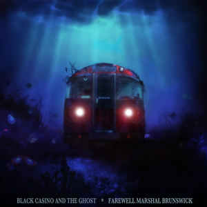 Black Casino and the Ghost - Charlie White Shorts