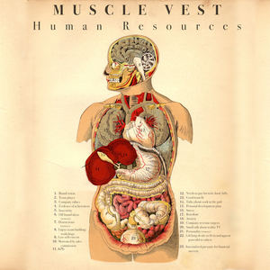 Muscle Vest - The Commuter