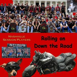 Nashville Session Players - Rolling On Down the Road
