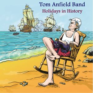 Tom Anfield - Tropical Heat