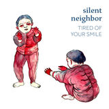 Silent Neighbor - Tired Of Your Smile