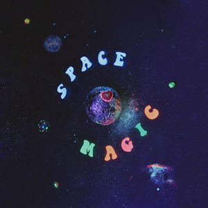 Jeremy Tuplin - Space Magic