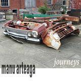 Manu Arteaga - Fractured town (feat. Tim Lyons)