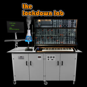 The Lockdown Lab - Floating On A Red Mist