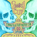 Samoans - Strange News From Another Star vs. Samoans - 2 Bands 1 Cup