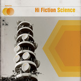 Hi Fiction Science - Undulating Blue