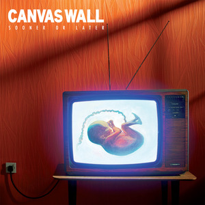 Canvas Wall - Don't Look Down