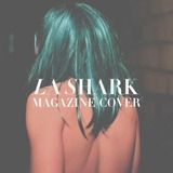 La Shark - Magazine Cover