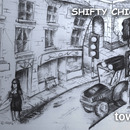 "Shifty Chicken Shed - ""town"" the ep"