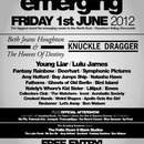 Amazing Afternoons  - Evolution Emerging Week (28th of May - 1st of June)