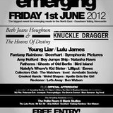 Evolution Emerging Week (28th of May - 1st of June) (Amazing Afternoons )