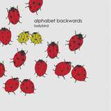 Highline Records - Alphabet Backwards - Ladybird