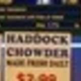 Chris Beebee  - Haddock!!!