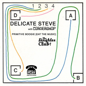 Cornershop - Delicate Steve with Cornershop 'Primitive Boogie (Eat The Music)' as part of the Singhles Club