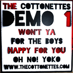 The Cottonettes - Oh No! Yoko