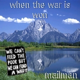 Mailman - When The War Is Won