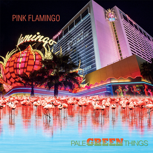 Pale Green Things - Pink Flamingo