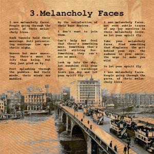 Freddie Phoenix - Melancholy Faces