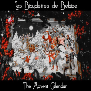 Les Bicyclettes de Belsize - The Advent Calendar