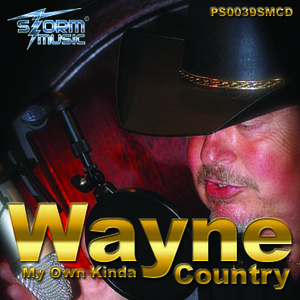 Wayne - A Little Bit Of Country In Me