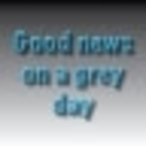 Mark Trimnell - Good news on a grey day