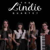The Lindie Quartet - Christmas At My House/Leaving That Bad Town