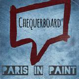 Paris in Paint - Chequerboard